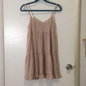 AE tiered babydoll dress
